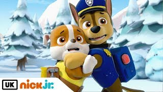 Paw Patrol | Snow Monster | Nick Jr. UK