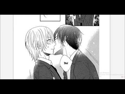 Уверен, что когда мы поцелуемся...(глава 5-7)/озвучка яой манги