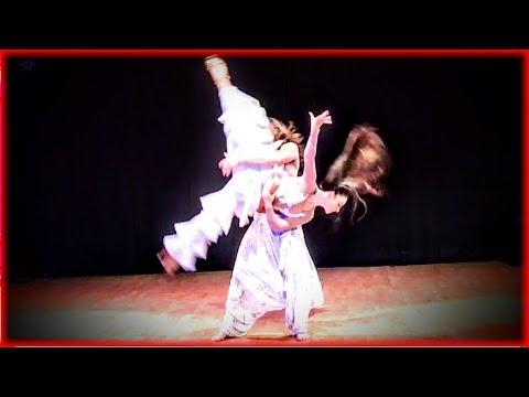 Ry'El & Jessica Lamdon - Zouk Dance Performance - ZoukMe SF 2017