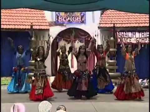 Lesge, Yalla! Yalla! Vhs, Awalim Live At The Georgia Renaissance Festival 2003 video