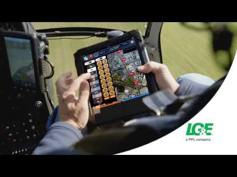 LG&E and KU use customized iPad app and online...