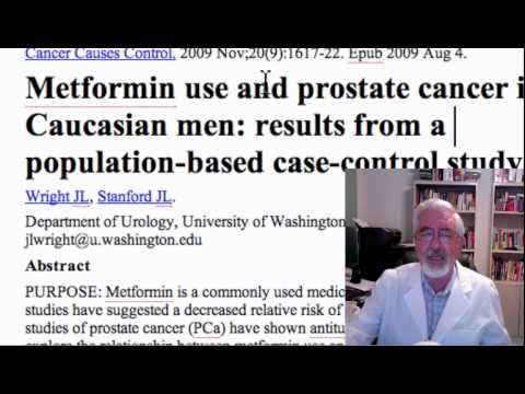 Metformin and Prostate Cancer