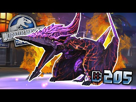 WORLD BOSS VALKYRIE 77 STRONGEST DINOSAUR!... maybe || Jurassic World - The Game - Ep204 HD