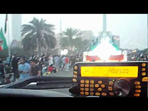 2011 Kuwait 50th anniversary of the independence - 9K50NLD -