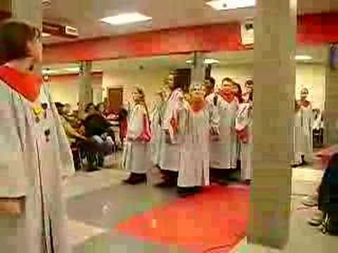 Chaney High School Choir Winter Concert Part 2