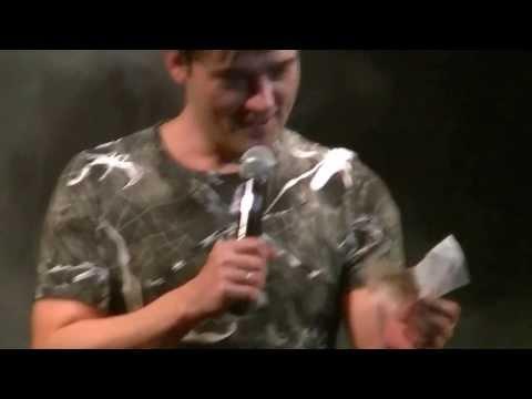Jurij Shatunov Koncert w Rzymie Юрий Шатунов в Риме 16 02 2014 cz 2 z 6