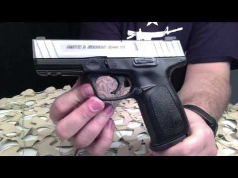 Smith & Wesson SD40VE Self Defense Semi-Automatic Pistol - Texas Gun Blog