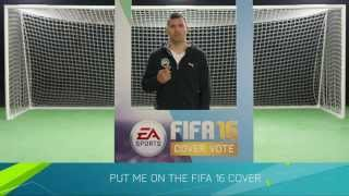 FIFA 16 Cover Vote - #VOTEAGÜERO