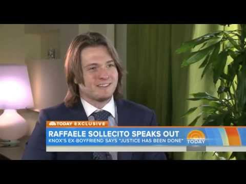 Raffaele Sollecito talks Amanda Knox, hails air of freedom