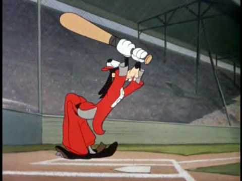"Goofy ""How To Play Baseball"""