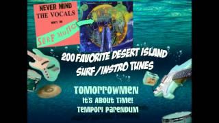 TomorrowMen (It's About Time!) - Tempori Parendum