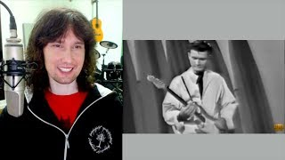 British guitarist reacts to Dick Dale INVENTING his own genre!!!