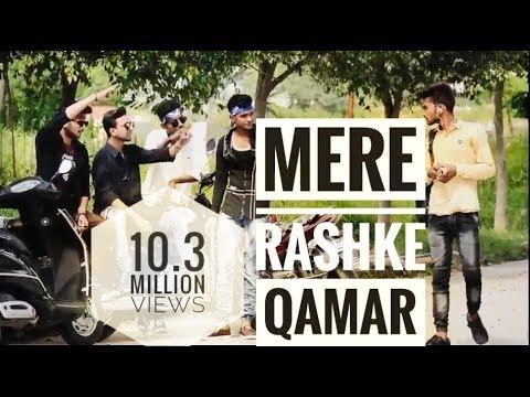 Mere_Rashke_Qamar_cover_song [ ACTOR.  , Nimish ,9144339300 Abhishek ,Sachin , Prince , Rashmi