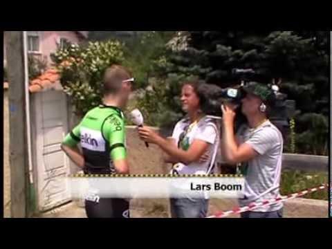 Lars Boom interview
