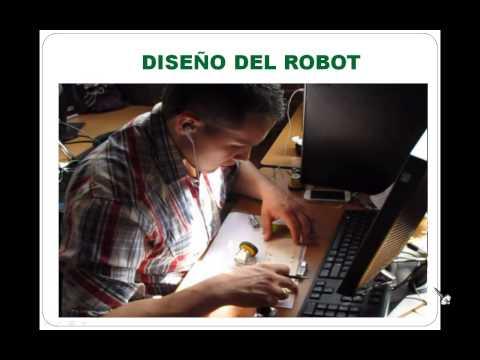 Robot Seguidor de Lnea Arduino El Saber 21