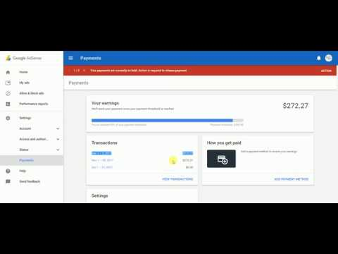 I Love You Adsense, Payment Proof 272.27 $ (Haters 👆Look It )