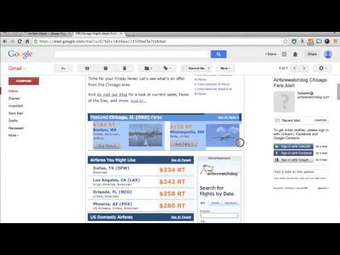 Airfarewatchdog.com 'Fare Alert' - Cheap Flights Delivered to Your Inbox