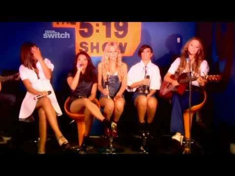 The Saturdays - Forever Is Over (live Acoustic) video