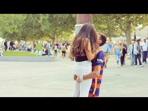 Kissing Prank - Neymar Jr Kissing Girls (2015) thumbnail