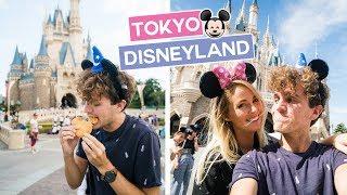 Tokyo Disneyland | Japan Vlog