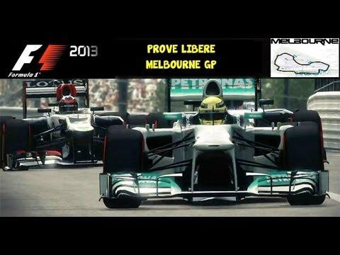 F1 2013 CODEMASTERS PRIMI MINUTI DI GIOCO