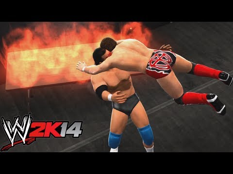 WWE 2K14 - EXTREME MOMENTS! - Tom Cushnie