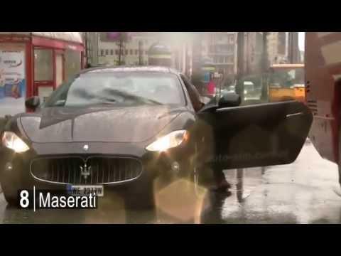 Подборка аварий с суперкарами. Серия 1. (Supercars crash compilation. Episode 1)