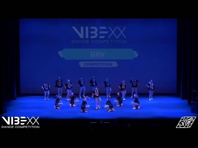2nd Place VIBE XX 2015 - GRV