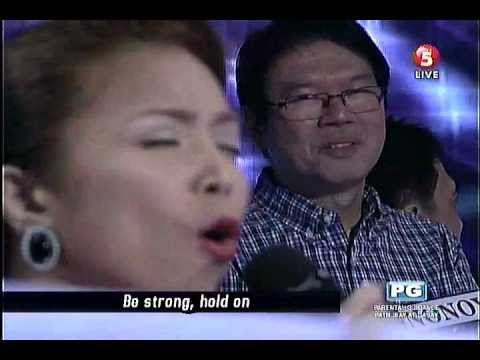 My Love will see You through by Nina in Wiltime Big Time (TV5) - Aug. 18, 2012