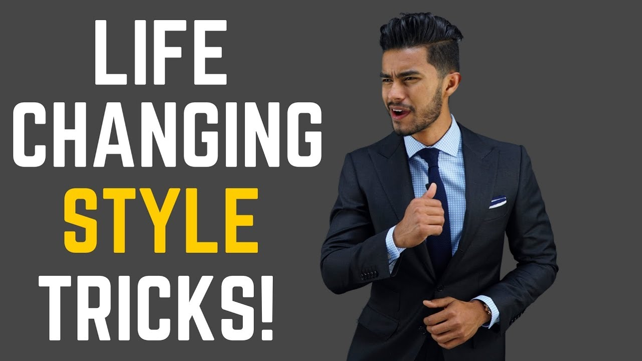 10 Style Tips & Tricks That Will Change Your Life