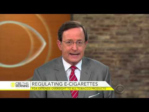 Federal gov't bans sale of e-cigarettes to 18 and under