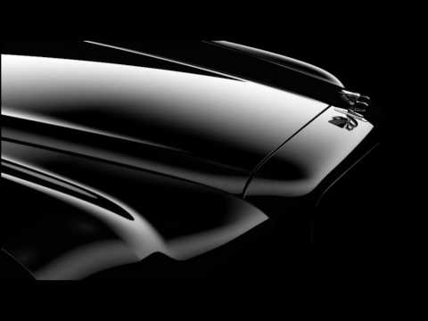 All-New Bentley Mulsanne Teaser