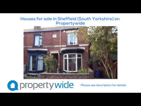 Houses for sale in Sheffield (South Yorkshire) on Propertywide