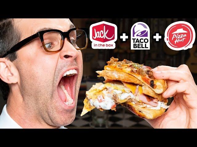 Supreme Fast Food Items Challenge thumbnail
