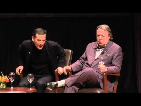 Christopher Hitchens and Rabbi David Wolpe - The Great God Debate