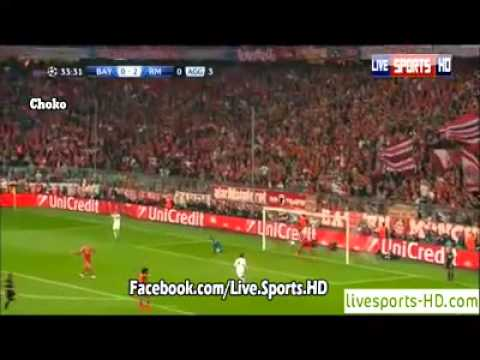 Cristiano Ronaldo GOAL vs Bayern Munchen ~ 29.04.2014