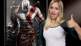 God of War Multiplayer & Sonic Racing - IGN Daily Fix 04.30.12