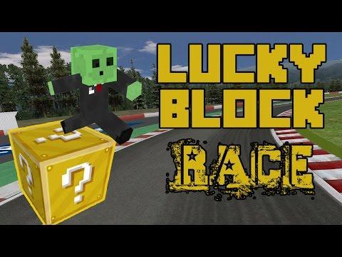 LUCKYBLOCK RACE 3 - Geek Battery Version!