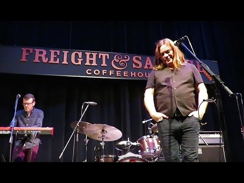 Somewhere In A Song brand new song, Alan Doyle w Todd Lumley, Freight & Salvage, Berkeley CA