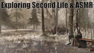 Exploring Second Life & ASMR - Rosemoor