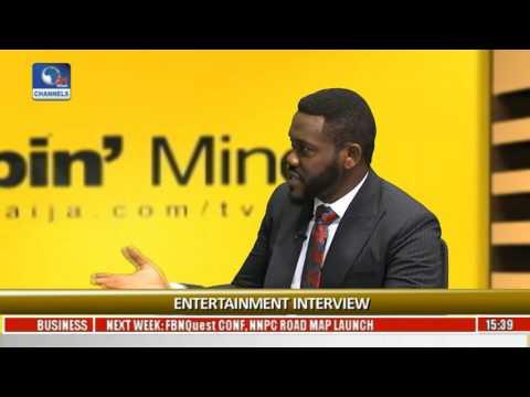 Rubbin Minds: Entertainment Interview With Deyemi Okanlawon Pt. 1