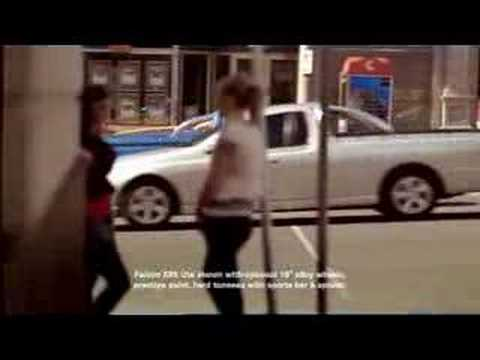 FORD FALCON XR8 UTE COMMERCIAL. 1:00. A new spot via JWT Melbourne.