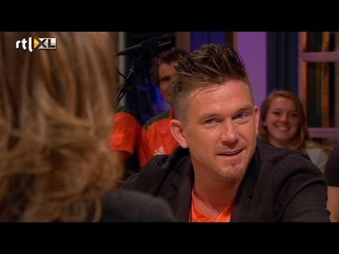 Johnny dist Touriya - RTL LATE NIGHT