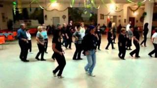 ballo di gruppo country 1°livello dj Berta sweet jenny
