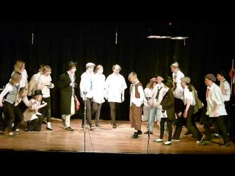 Oliver - You've Got to Pick a Pocket or Two (Adeyfield School Production)