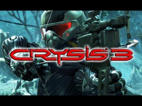 Фильм CRYSIS 3 (полный игрофильм, весь сюжет) [1080p]
