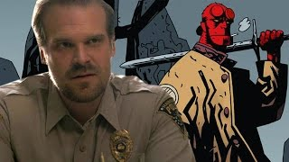 New HELLBOY Reboot Starring David Harbour!?