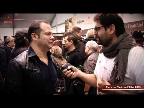 Alba Truffle Fair 2013 - Flash Interview - Il Ghemme è mordibo
