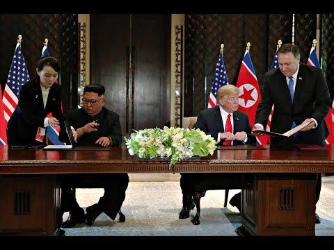 Trump Meets Kim Jong-un: A Closer Look