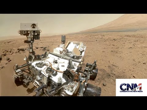 Mars Curiosity Rover Technology - Will it find Signs of Alien Life on Mars? - Report by JDV